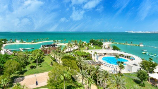 Sheraton Grand Doha Resort & Convention Hotel *****