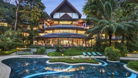 The Andaman Resort Langkawi *****
