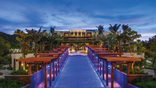 The St. Regis Langkawi *****