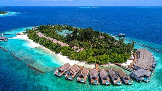 Amaya Resorts & Spa Kuda Rah *****