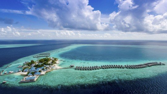 Centara Ras Fushi Resort & Spa Maldives *****