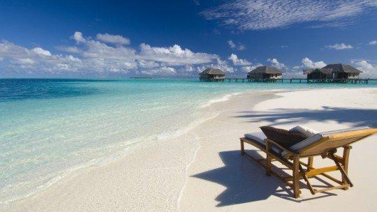 Conrad Maldives Rangali Island *****