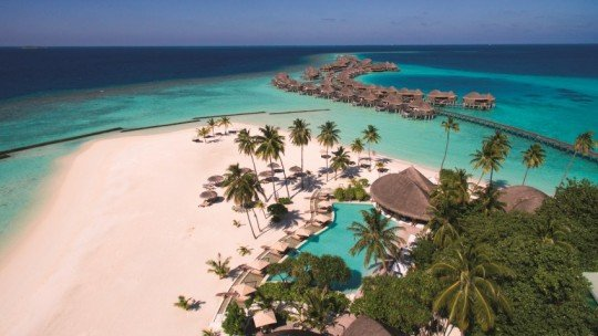 Constance Halaveli Resort and Spa Maldives