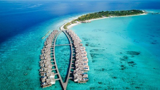 Fairmont Maldives Sirru Fen Fushi *****