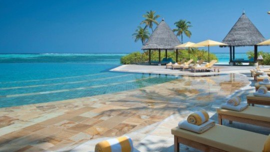 Four Seasons Resort Maldives at Kuda Huraa *****