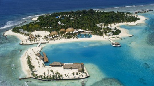 Holiday Inn Resort Kandooma Maldives *****