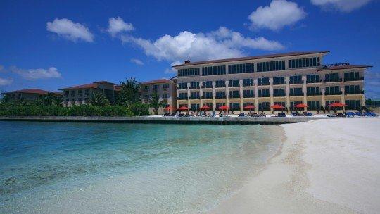 Hulhule Island Hotel ****