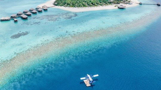 Kihaa Maldives and Kihaa Luxury Collection *****
