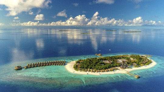 Kudafushi Resort and Spa *****