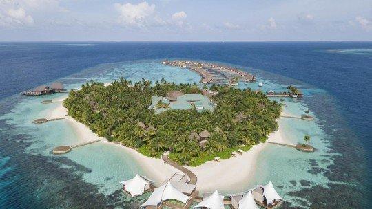 W Retreat & Spa Maldives *****