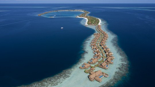 Waldorf Astoria Maldives Ithaafushi *****