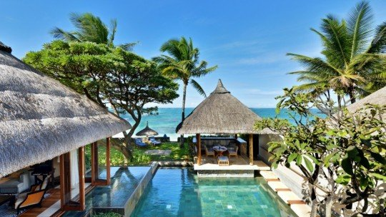 Constance Belle Mare Plage - Private Villas *****+