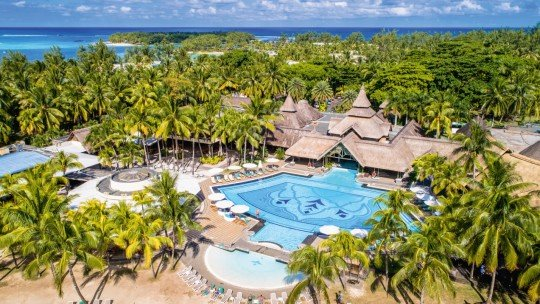 Shandrani Beachcomber Resort & Spa ****