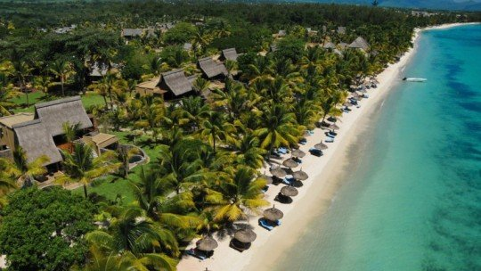Trou aux Biches Beachcomber Golf Resort & Spa *****+