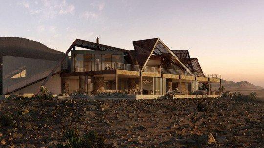 &Beyond Sossusvlei Desert Lodge *****