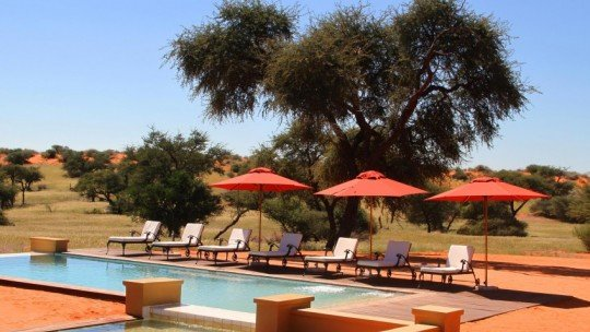 Zebra Kalahari Lodge ****