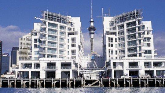 Hilton Auckland *****