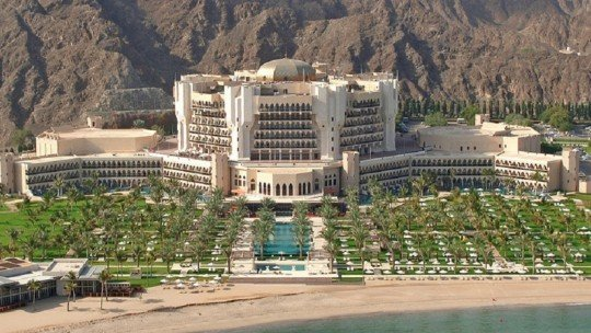 Al Bustan Palace, A Ritz-Carlton Hotel *****