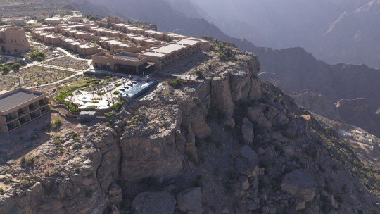 Al Jabal Al Akhdar Resort by Anantara *****