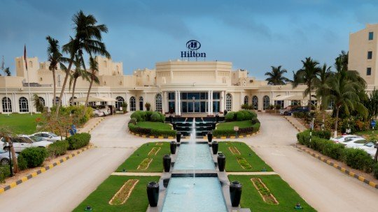 Hilton Salalah Resort ****