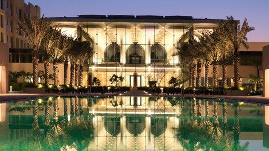 Kempinski hotel Muscat *****