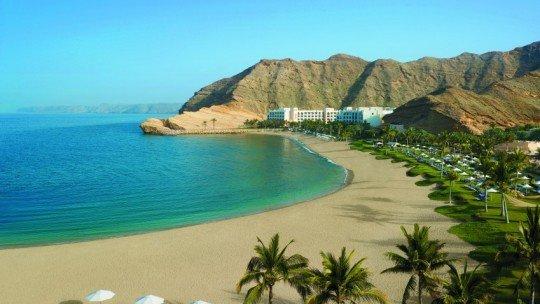 Shangri-La's Barr Al Jissah Resort & Spa Al Bandar *****