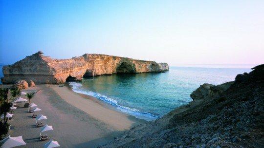 Shangri-La's Barr Al Jissah Resort & Spa Al Husn *****