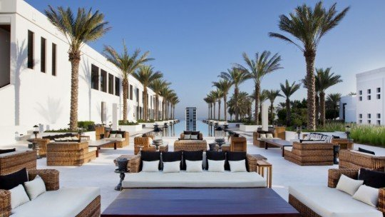 The Chedi Hotel Muscat