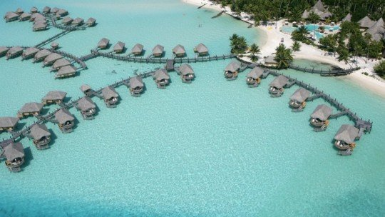 Bora Bora Pearl Beach Resort & Spa ****