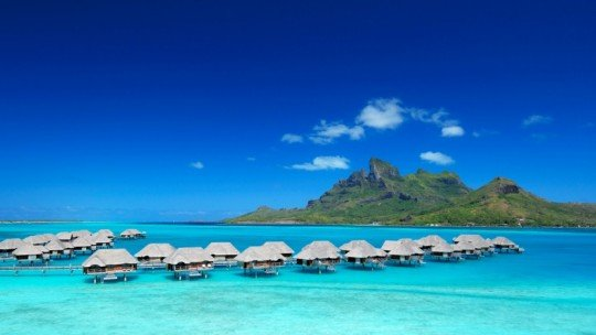 Four Seasons Bora Bora *****
