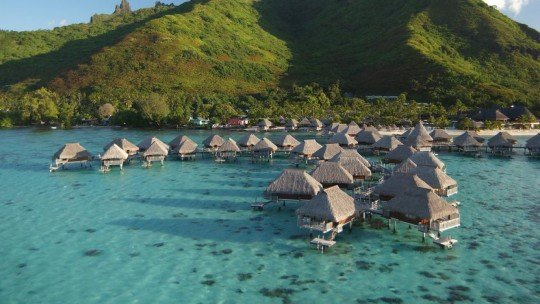 Hilton Moorea Lagoon Resort and Spa *****