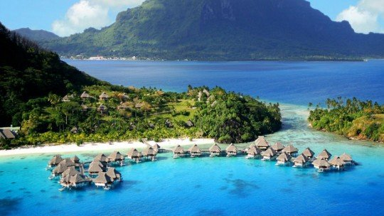 Conrad Bora Bora Nui Resort and Spa *****