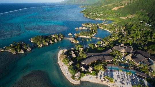 InterContinental Moorea Resort & Spa ****