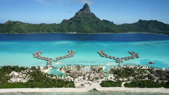 InterContinental Bora Bora Resort & Thalasso Spa *****