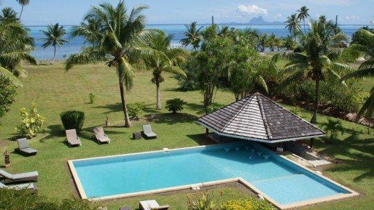 Raiatea Lodge Hotel ***