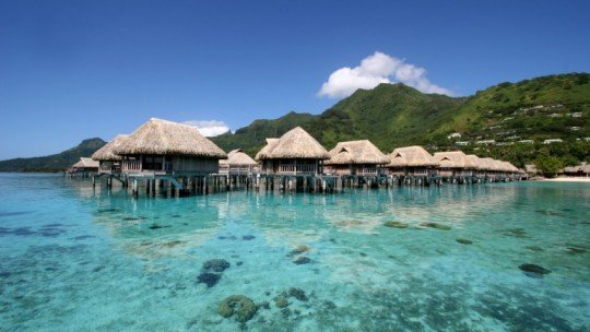 Sofitel Moorea la Ora Beach Resort *****
