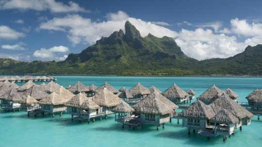 The St. Regis Bora Bora Resort *****