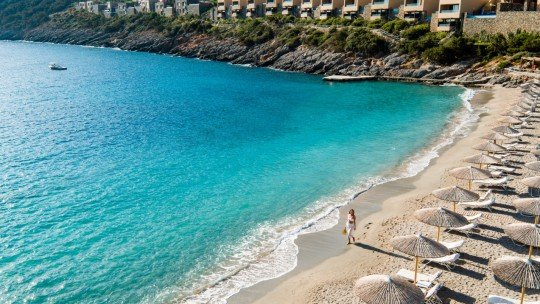 Daios Cove Luxury Resort & Villas, Kréta *****