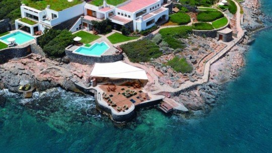 Elounda Peninsula All Suite hotel *****