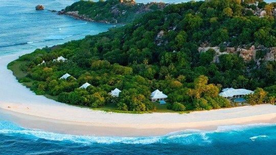 Cousine Island *****