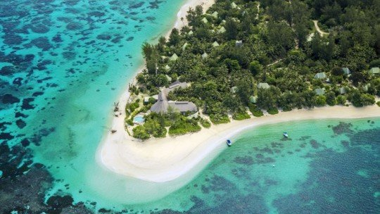 Denis Private Island *****