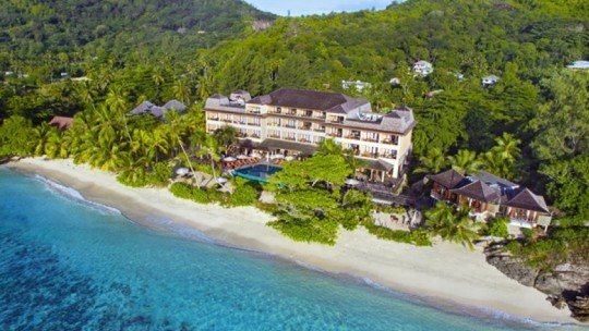 DoubleTree by Hilton Seychelles - Allamanda Resort & Spa ****