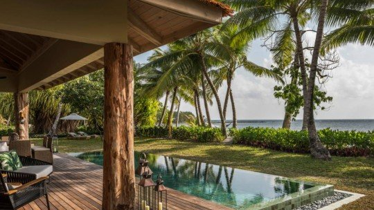 Four Seasons Seychelles Desroches *****