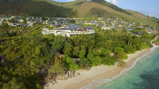 Raffles Praslin Seychelles *****