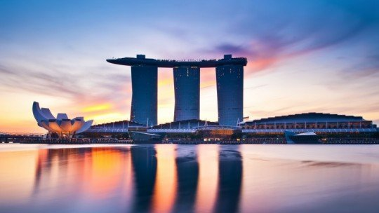 Marina Bay Sands Singapore *****