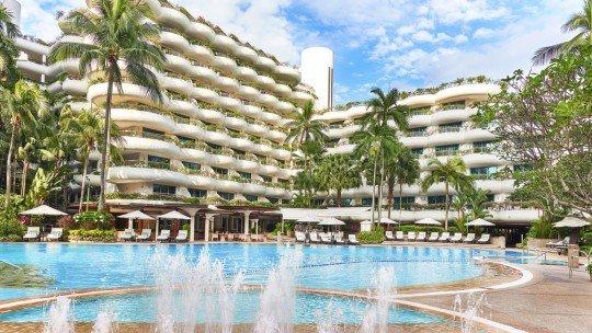 Shangri-La Hotel Singapore *****