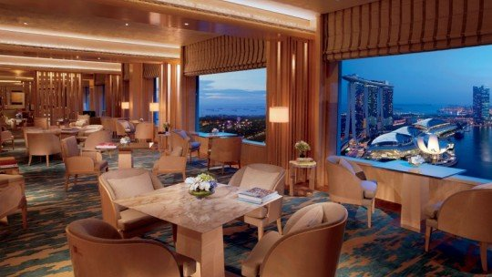 The Ritz-Carlton, Millenia Singapore *****