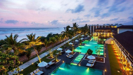 Centara Ceysands Resort & Spa Sri Lanka *****