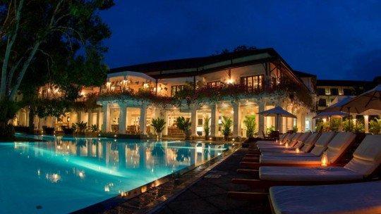 Mahaweli Reach Hotel *****