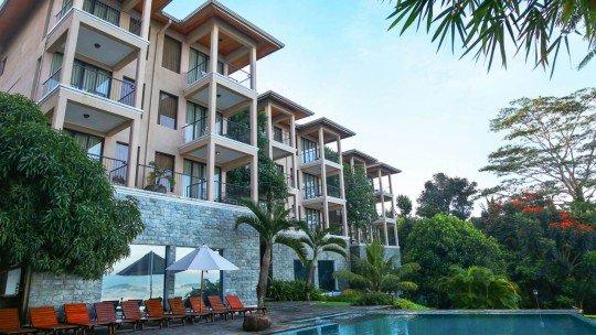 Randholee Luxury Resort, Kandy *****